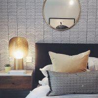 Beautiful Bedroom Wallpaper Decorating Ideas 2