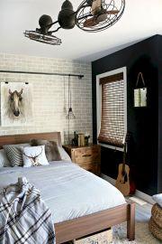 Beautiful Bedroom Wallpaper Decorating Ideas 34