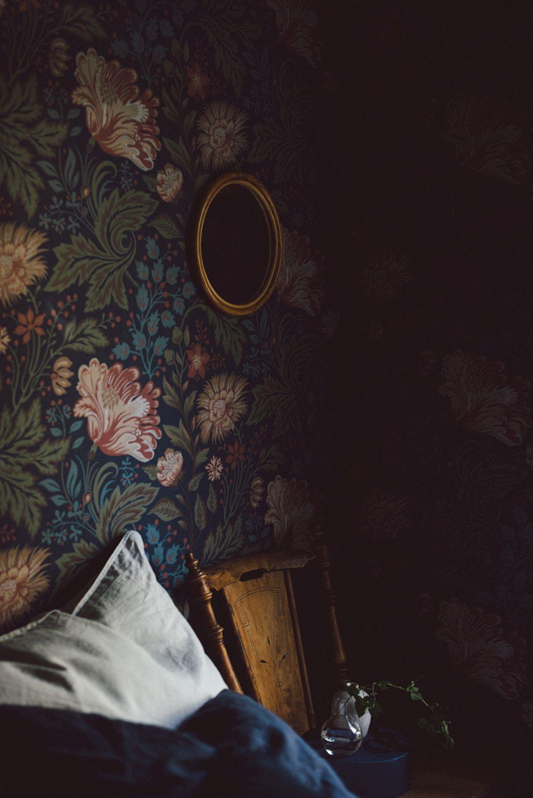 Beautiful Bedroom Wallpaper Decorating Ideas 43