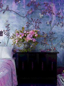 Beautiful Bedroom Wallpaper Decorating Ideas 44