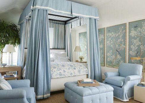 Beautiful Bedroom Wallpaper Decorating Ideas 47