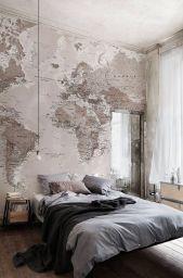 Beautiful Bedroom Wallpaper Decorating Ideas 5