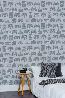 Beautiful Bedroom Wallpaper Decorating Ideas 9