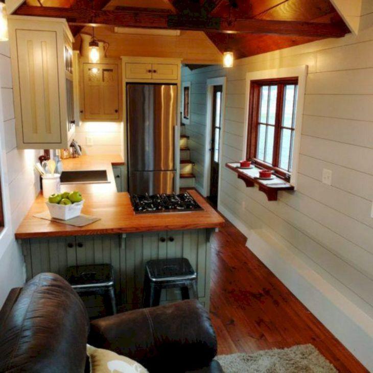 Luxurious Tiny Houses Design Ideas