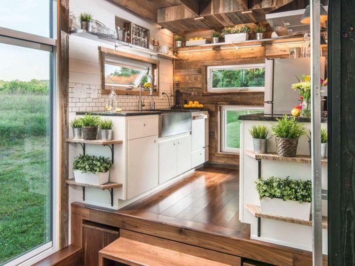 Tiny Houses Design Ideas