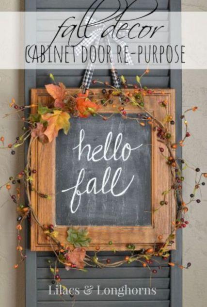 Best Fall Craft Decoration Ideas 16