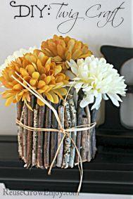 Best Fall Craft Decoration Ideas 19
