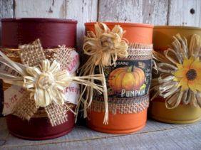 Best Fall Craft Decoration Ideas 33