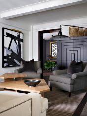 Best Masculine Room Design Ideas 10