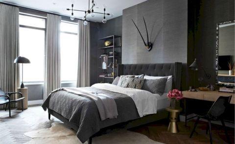 Best Masculine Room Design Ideas 13