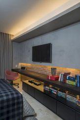 Best Masculine Room Design Ideas 14
