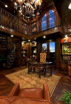 Best Masculine Room Design Ideas 3