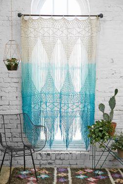 Curtain Macrame Knot Pattern ideas