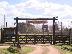 Farm Driveway Entrance Gates