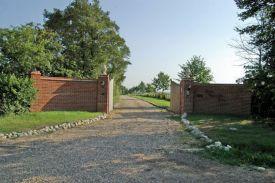 Farm Entrance Gates