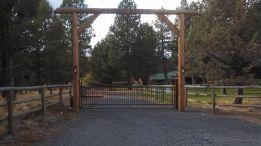 Farm and Ranch Fence Gates