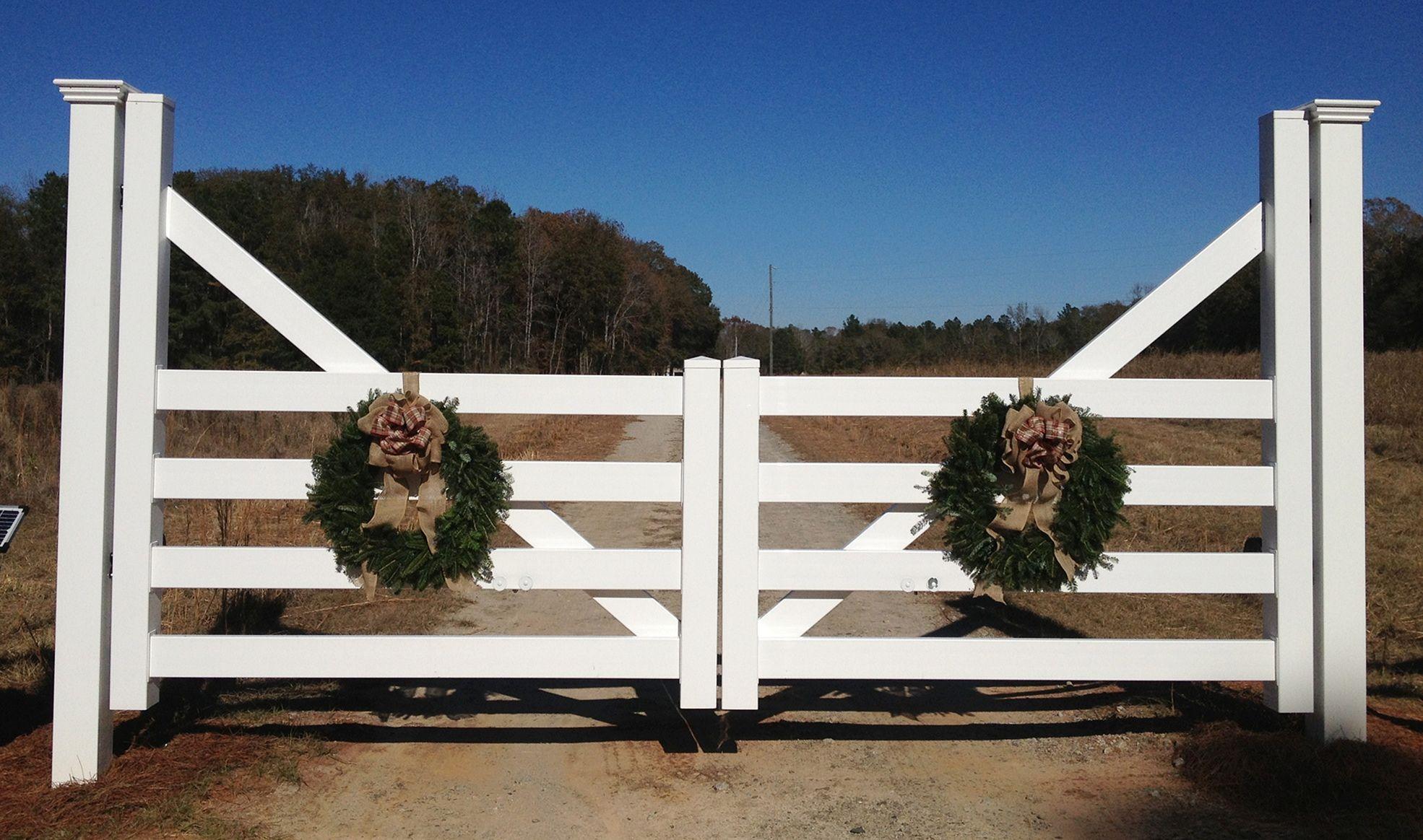 Farms Driveway Entrance Gates Decoredo