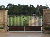 Front Gate Entrance Ideas