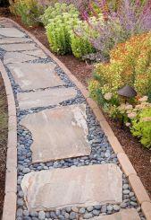Garden Paths Walkways Pathway ideas