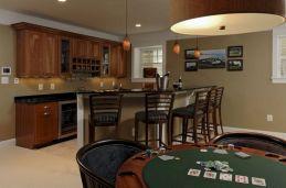 Home Basement Bar Ideas