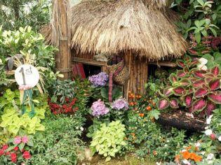 Home Flower Garden Ideas