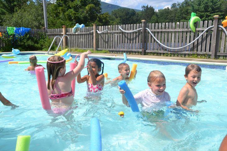 Kid Swimming Pools Design Ideas