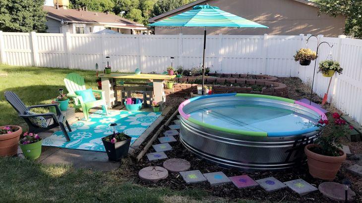 Kid Swimming Pools Ideas