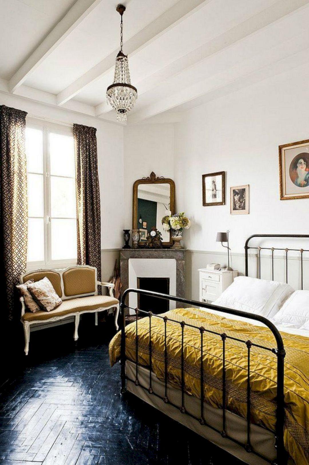Incredible Yellow Aesthetic Bedroom Decorating Ideas 22 Decoredo