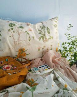 Incredible Yellow Aesthetic Bedroom Decorating Ideas 41