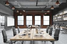 Industrial Office Design Ideas