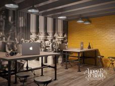 Industrial Office Interior Design Ideas