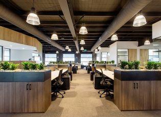 Industrial Office Interior Designs