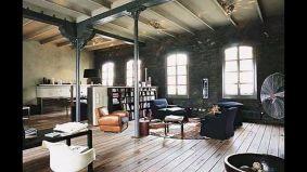 Industrial Style Interior Design