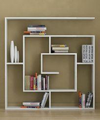Inspiration Styling Bookshelf Ideas 34