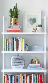 Inspiration Styling Bookshelf Ideas 4