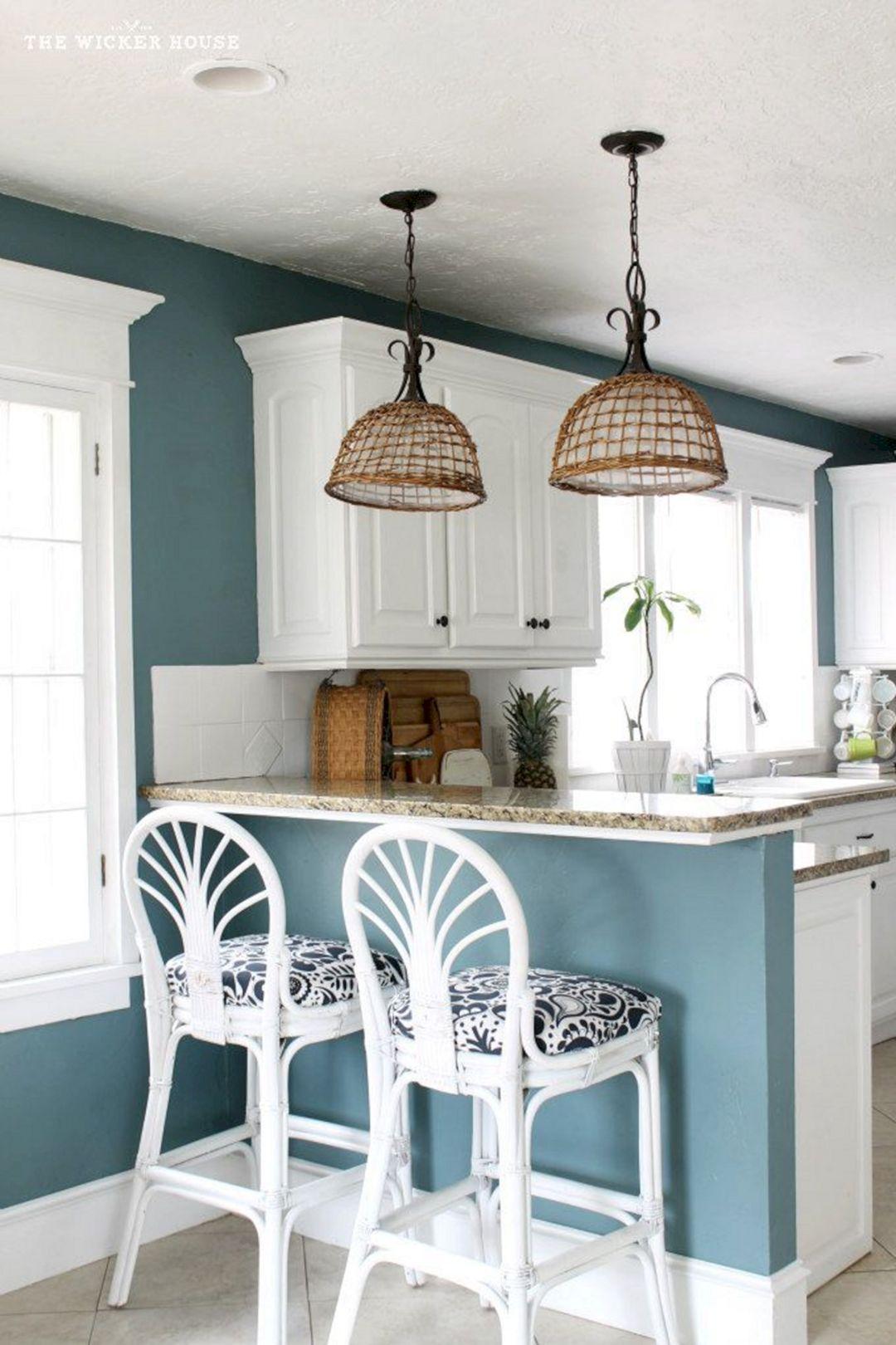 Kitchen Wall Paint Color Design Ideas
