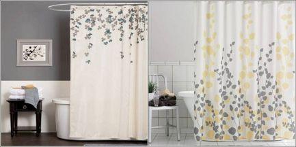 Kohl's Bathroom Shower Curtains
