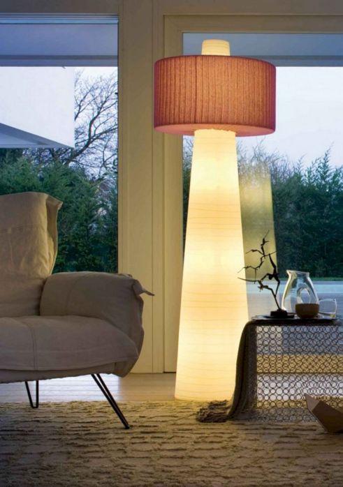 Living Room Floor Lamps Design