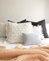 Macrame Pillows Hanging