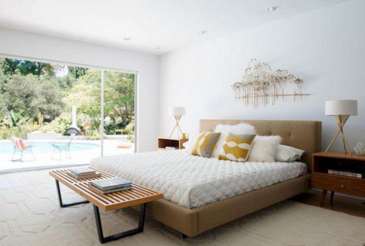 Mid Century Modern Bedroom Ideas 13