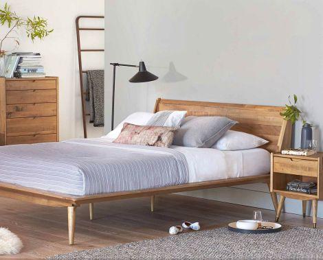 Mid Century Modern Bedroom Ideas 27
