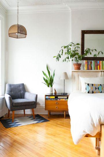 Mid Century Modern Bedroom Ideas 36