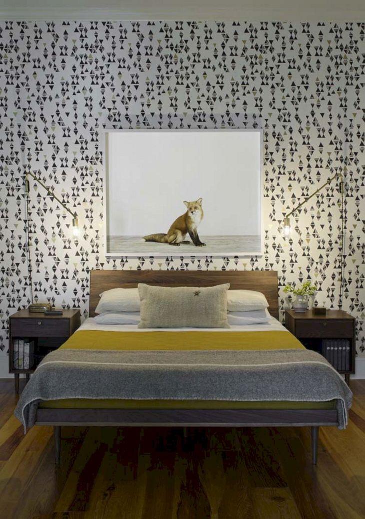 Mid-Century Modern Bedroom Design ideas