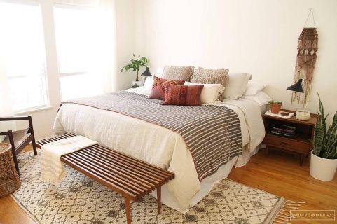 Mid Century Modern Bedroom Ideas 9