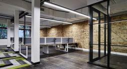 Modern Industrial Office Design