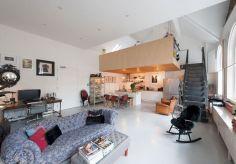 Open Space Home Design Interior