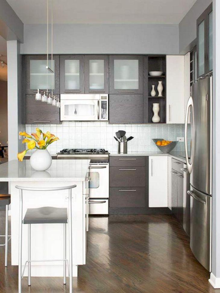 Pretty Small Kitchen Design