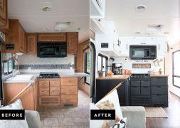 RV Kitchen Remodel Ideas
