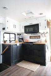 RV Paint Kitchen Cabinets