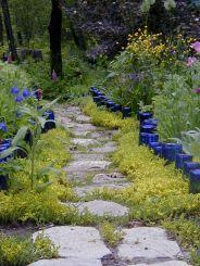 Rock Garden Path Ideas